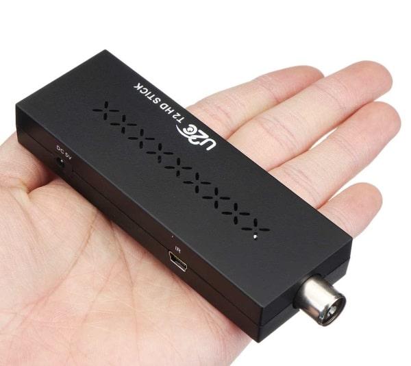 Компактный тюнер приёма для цифрового ТВ