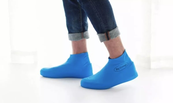 Силиконовые бахилы для обуви