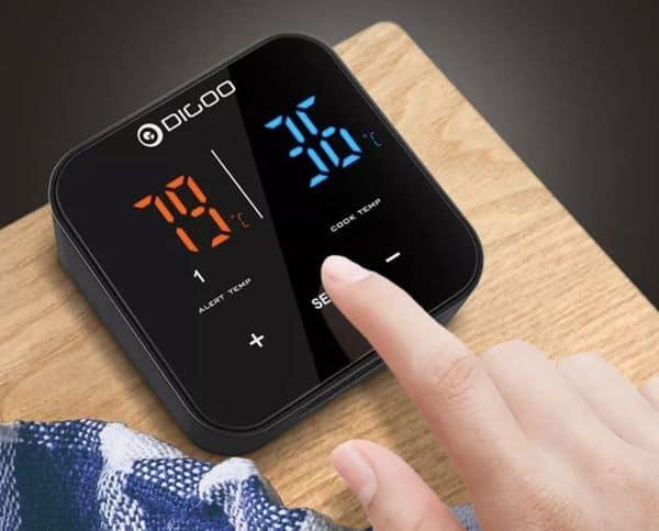 Кулинарный термометр Digoo с Bluetooth