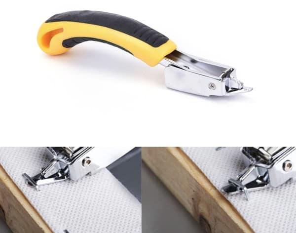 Инструмент для извлечения строительных скобок