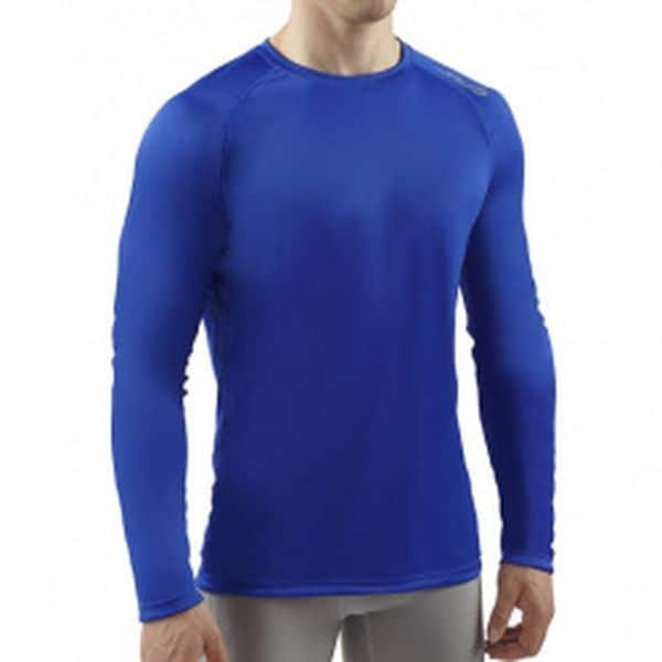 Быстросохнущая футболка с длинным рукавом