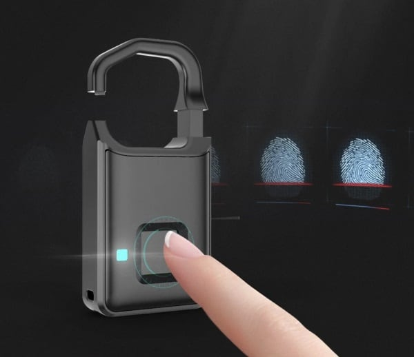 Биометрический замочек Anytek