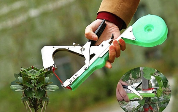 Садовый степлер с GearBest