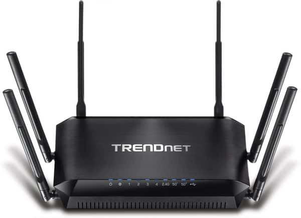 Обзор роутера TrendNet TEW-827DRU, купленного на Amazon