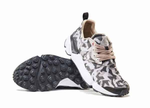 Китайские кроссовки RAX, купленные на JD