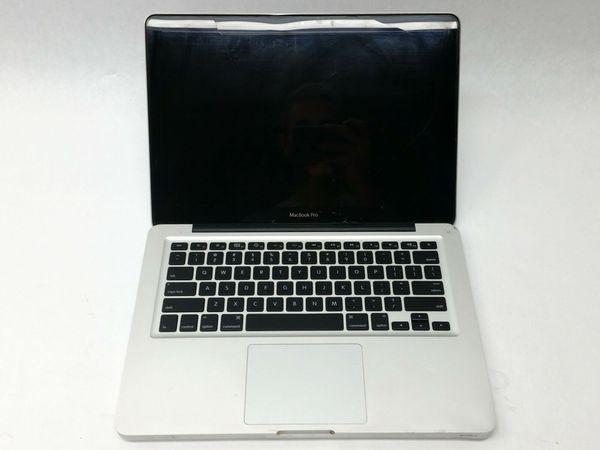 "Отчёт о покупке подержанного Apple MacBook Pro 13"" на Ebay"