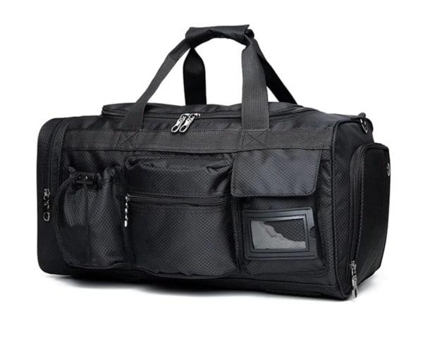 Вместительная сумка для спортивной экипировки
