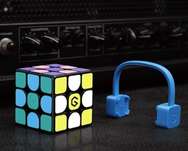 Интерактивный кубик Рубика
