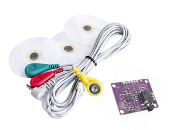 Сборка аппарата ЭКГ из комплектующих с Aliexpress