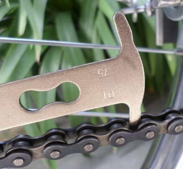 Инструмент для измерения износа велоцепи