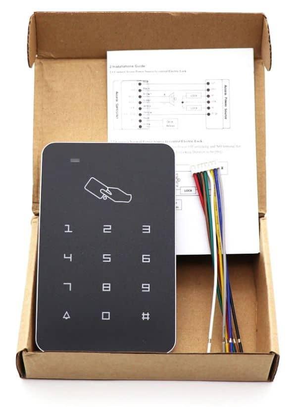 Цифровой модуль контроля доступа