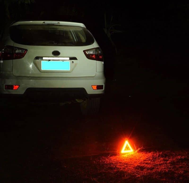 Аварийный фонарик с функцией повербанка