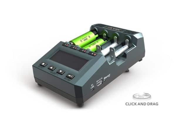 Продвинутое зарядное устройство SKYRC MC3000, HW 2.2