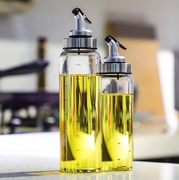 Бутылки для масла, купленные на Aliexpress