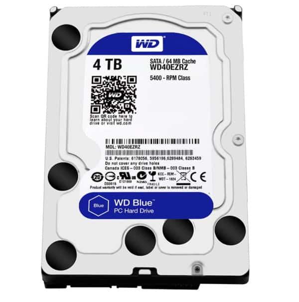 Опыт заказа HDD WD Blue 4TB на Aliexpress