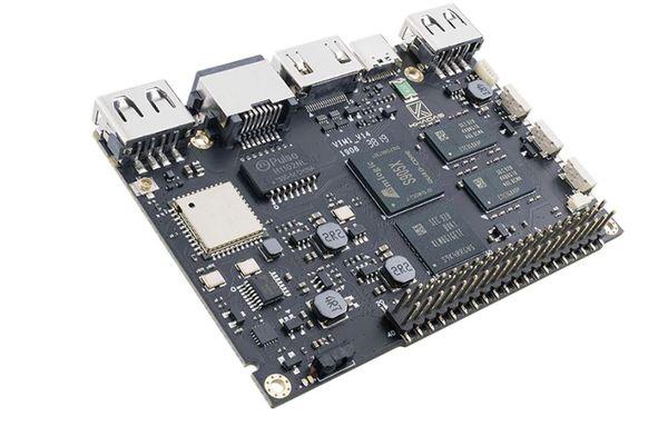 Одноплатный компьютер Khadas Vim1 Pro