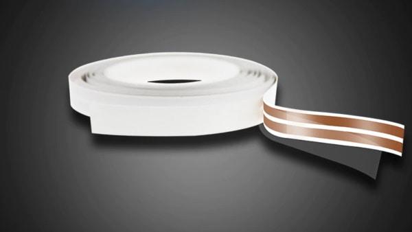 Плоский медный кабель для скрытой проводки
