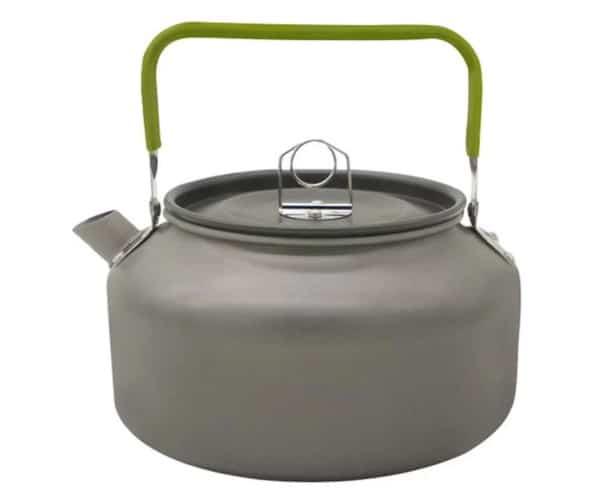 Чайник для походов, заказанный с TomTop