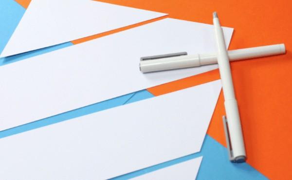 Ручка-нож для бумаги