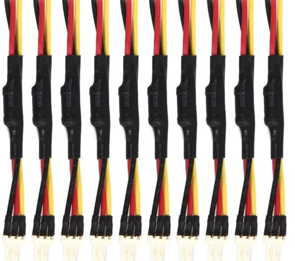 Резистор для компьютерного кулера