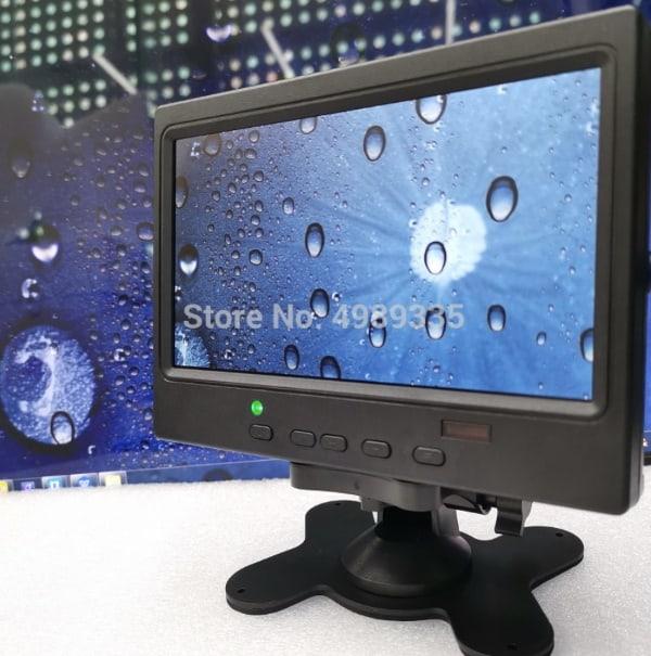 7-дюймовый монитор для универсального использования