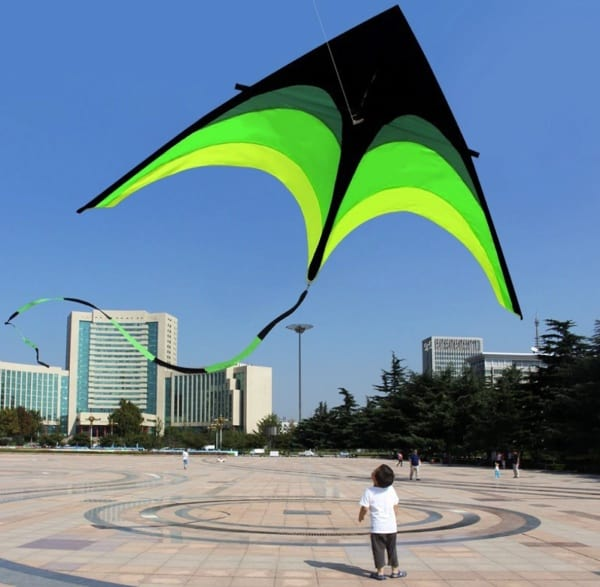 Воздушный змей с Aliexpress