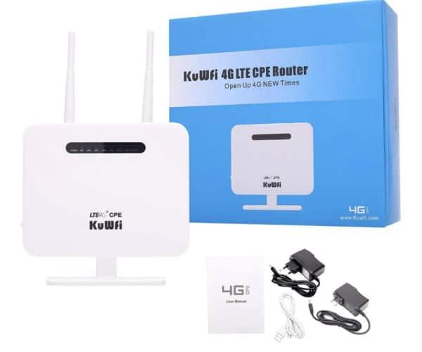 Сравнительный обзор двух 4G-роутеров