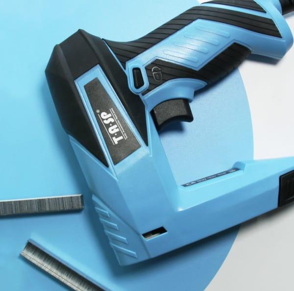 Электрический степлер, купленный на Aliexpress