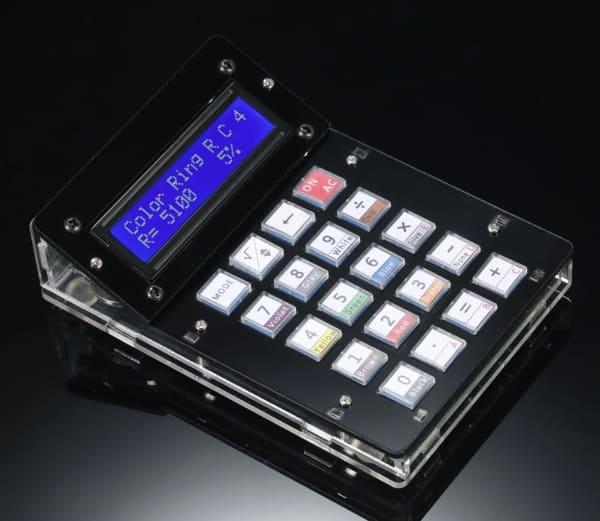 Набор для самостоятельной сборки калькулятора