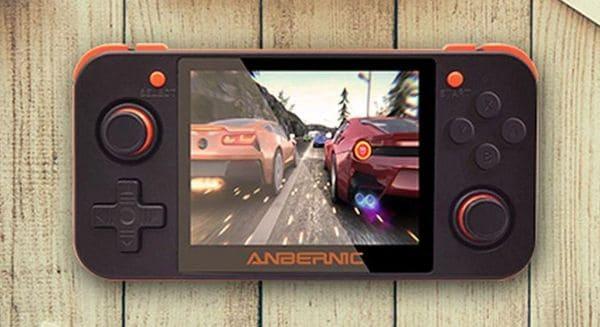 Портативная игровая консоль Anbernic RG350