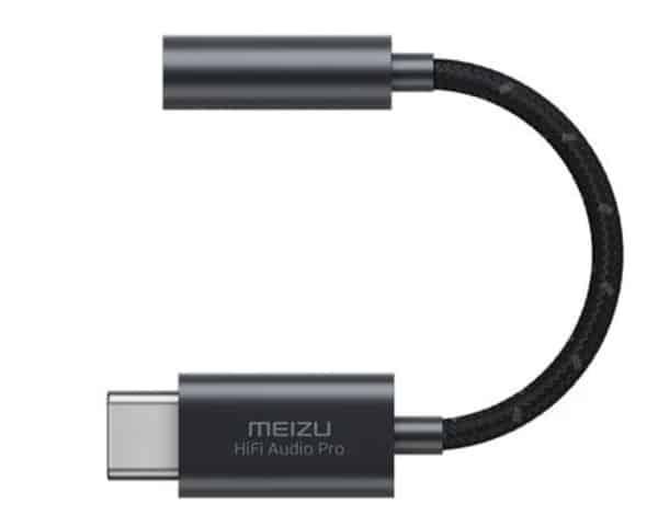 Портативный ЦАП Meizu HiFi DAC Pro с подключением по USB-C