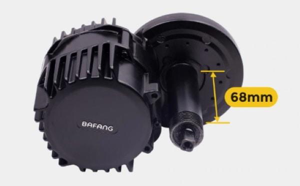 Электромотор BAFANG BBS01B