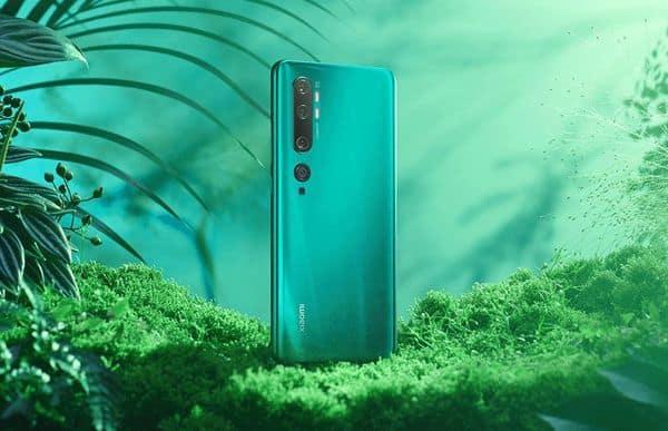 Камерофон Xiaomi Mi Note 10