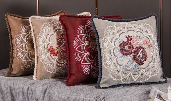Подушки для дивана, купленные на Aliexpress