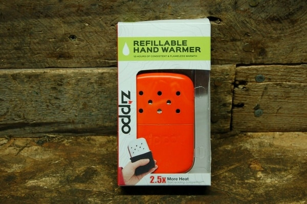 Компактная грелка для рук Zippo