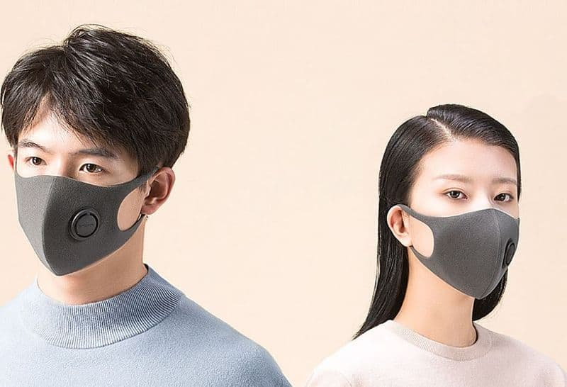 Маска для защиты от пыли Xiaomi ZHIMI