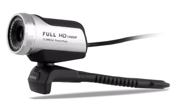 Веб-камера Ausdom AW615 с поддержкой Full HD