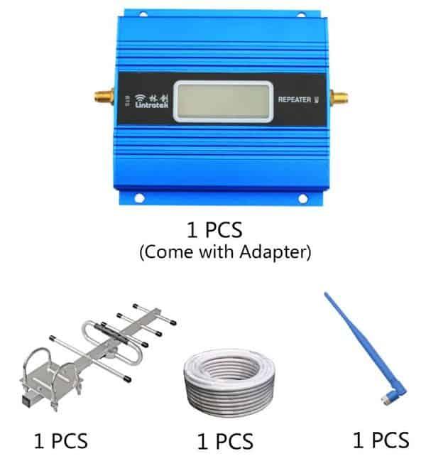 Усилитель GSM-сигнала Lintratek