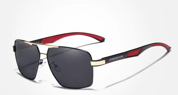 Поляризационные очки-авиаторы KINGSEVEN