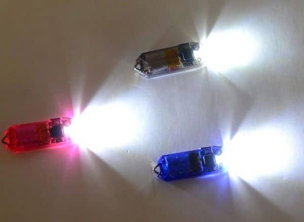 Как не нарваться на подделку фонарика-наключника Nitecore Tube