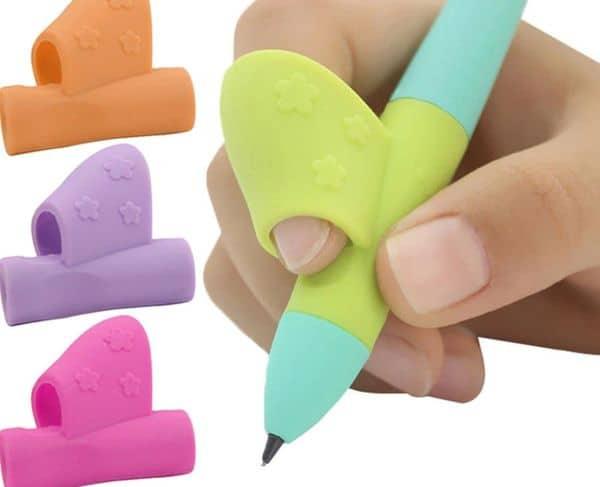 Насадка на ручку для улучшения почерка