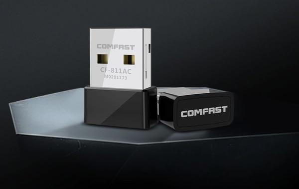 Компактный Wi-Fi - адаптер Comfast CF-811AC