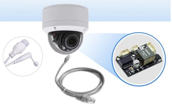 IP-камера купольного типа UniLook IPC-Z35505ES