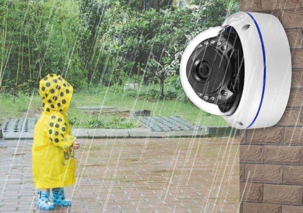 Комплект IP-камер AZISHN