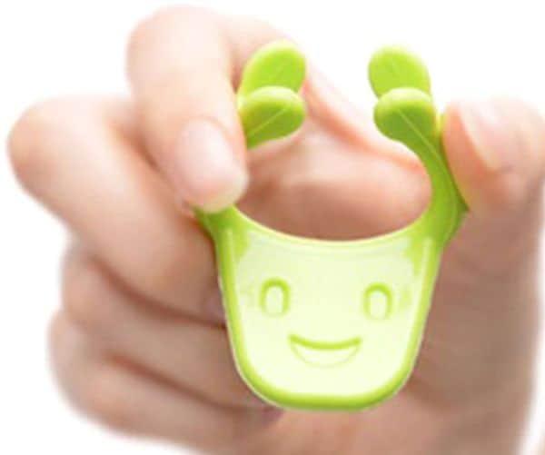 Вставка для тренировки улыбки