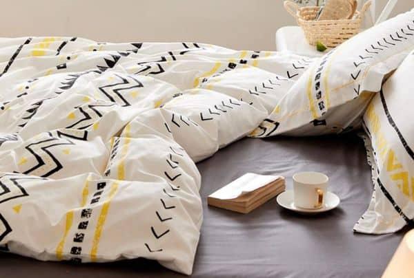 Хлопковое постельное бельё с Aliexpress
