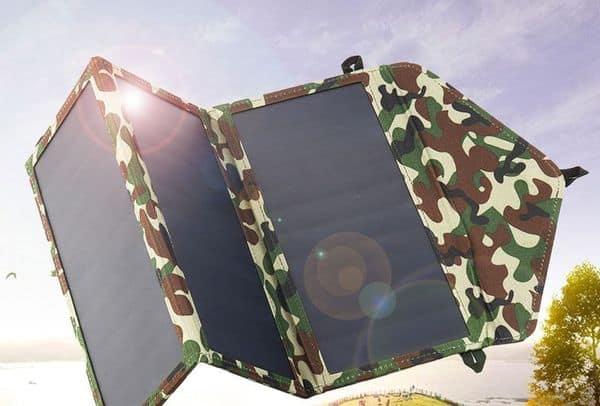 Солнечная панель с честным выходом 5V2A
