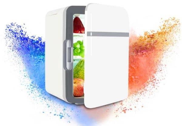 Компактный холодильник Hcalory PD-10L