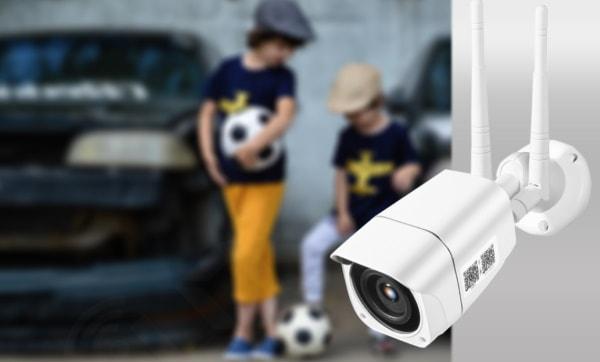 IP-камера с поддержкой 4G