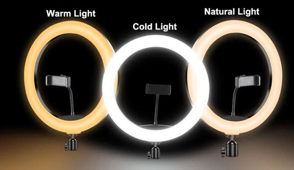 Кольцевая подсветка Mcoplus MJ20